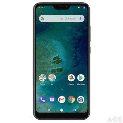 Смартфон Xiaomi Mi A2 lite 4/64GB Black