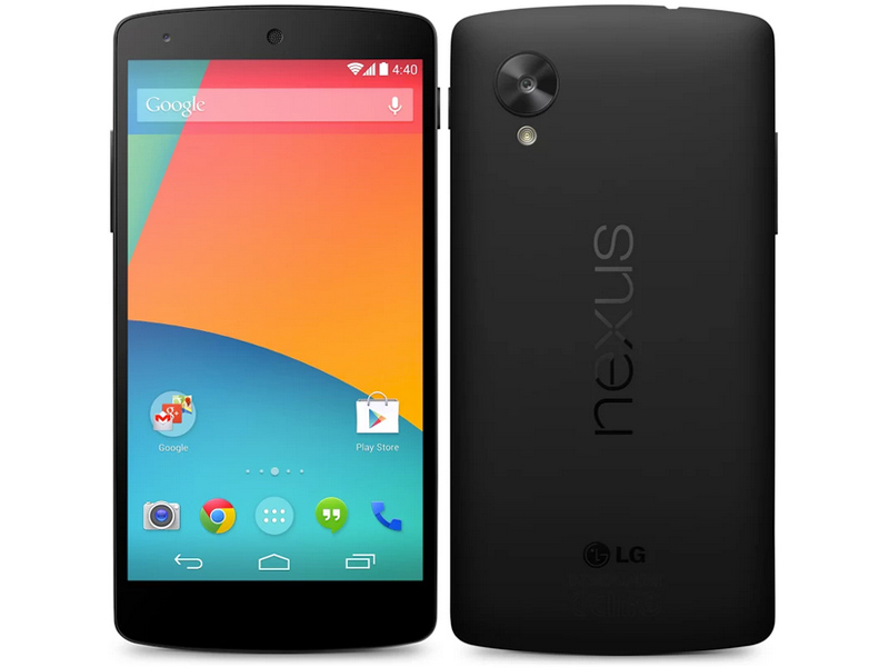Смартфон LG Nexus 5 16GB (Black)
