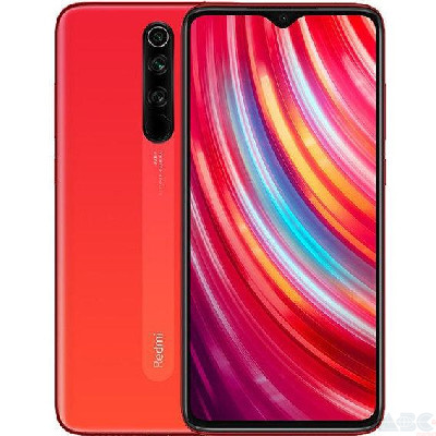 Смартфон Xiaomi Redmi Note 8 Pro 6/128GB Coral Orange (Global)