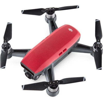 Квадрокоптер DJI Spark Lava Red Fly More Combo (CP.PT.000891)