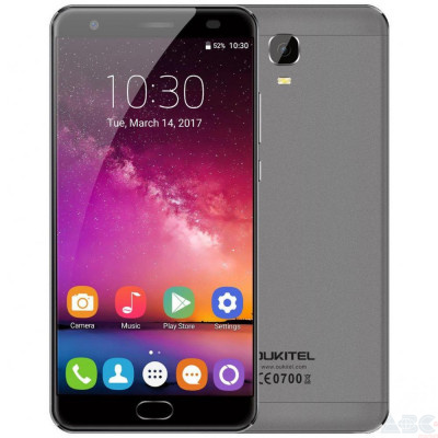 Смартфон Oukitel K6000 Plus Grey