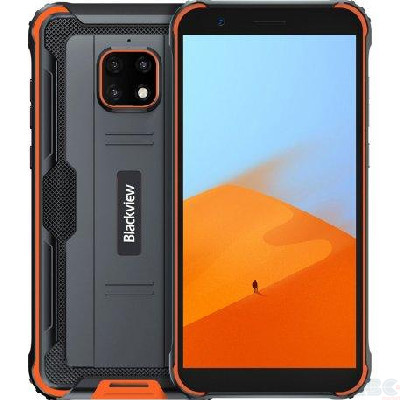 Смартфон Blackview BV4900 3/32GB Orange