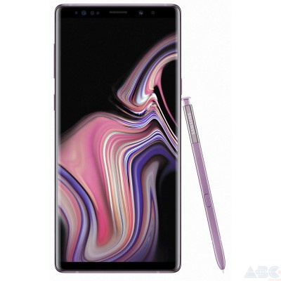 Смартфон Samsung Galaxy Note 9 N960 6/128GB Lavender Purple (SM-N960FZPD)