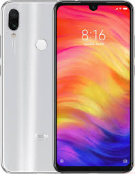 Смартфон Xiaomi Redmi Note 7 3/32GB White
