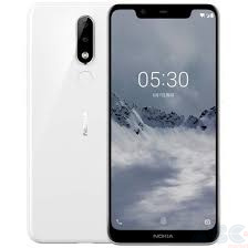 Смартфон Nokia 5.1 Plus 3/32GB White