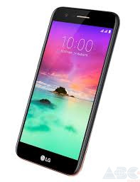 Смартфон LG K10 2017 Black (M250.ACISBK) Single sim