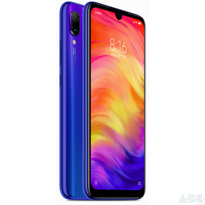 Смартфон Xiaomi Redmi Note 7 4/128GB Blue