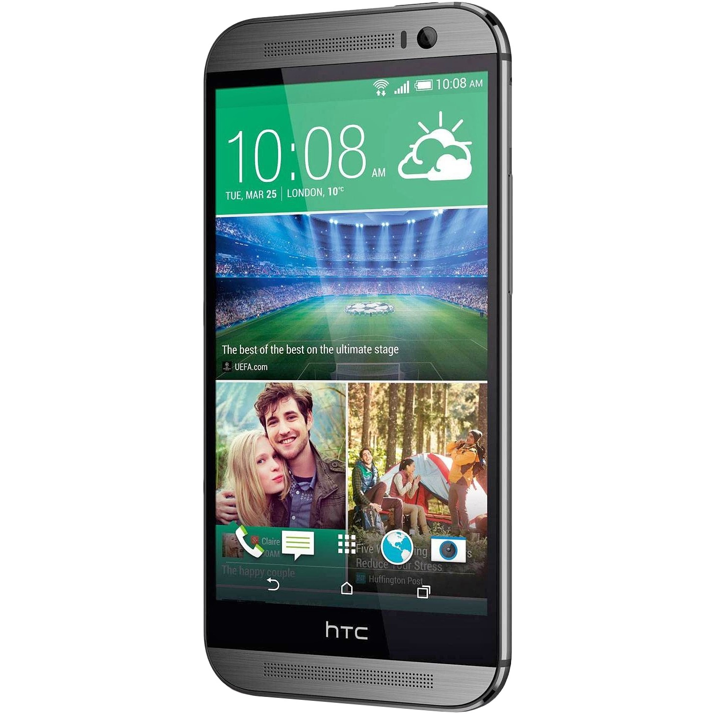 Смартфон HTC One (M8) Gunmetal Gray