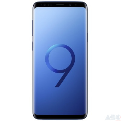 Смартфон Samsung Galaxy S9+ SM-G965 DS 64GB Blue (SM-G965FZBD)