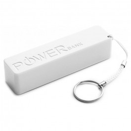 Внешний аккумулятор (Power Bank) Esperanza Powerbank 2000 mAh White (XMP101W)