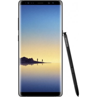 Смартфон Samsung Galaxy Note 8 64GB Black (SM-N950FZKD)
