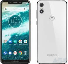 Смартфон Motorola Moto One XT1941-4 4/64GB Dual Sim White