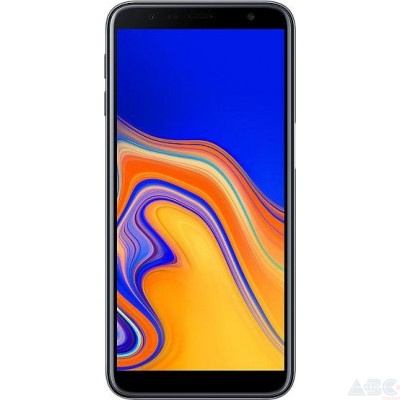 Смартфон Samsung Galaxy J6 Plus 2018 Black (SM-J610FZKN)