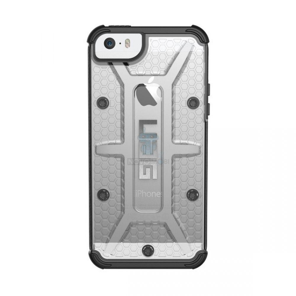 Чехол для мобильного телефона URBAN ARMOR GEAR iPhone SE/5S Ice Transparent (IPHSE/5S-ICE)