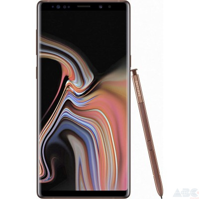 Смартфон Samsung Galaxy Note 9 N960 8/512GB Metallic Copper