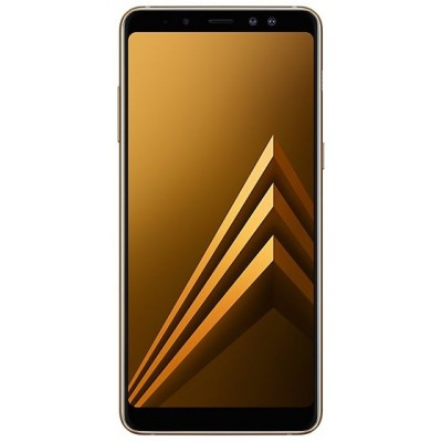 Смартфон Samsung Galaxy A8+ 2018 4/64GB Gold