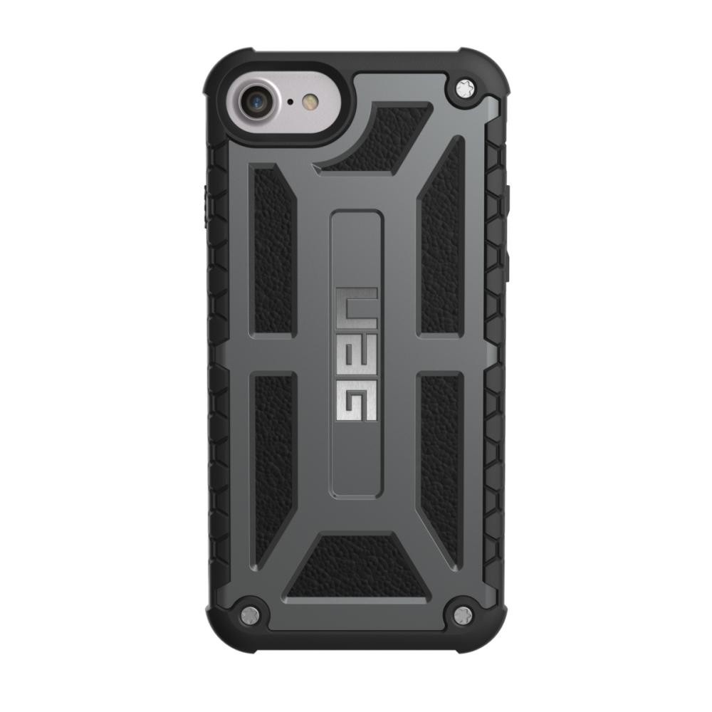 Чехол для смартфона URBAN ARMOR GEAR iPhone 7/6S Monarch Graphite Black (IPH7/6S-M-GR)
