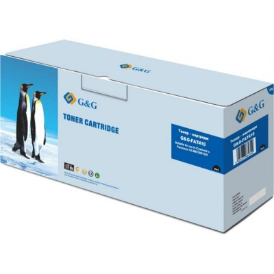 Лазерный картридж G&G Картридж для PANASONIC KX-MB1500 (G&G-FAT410)
