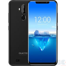 Смартфон Oukitel C12 2/16GB Black