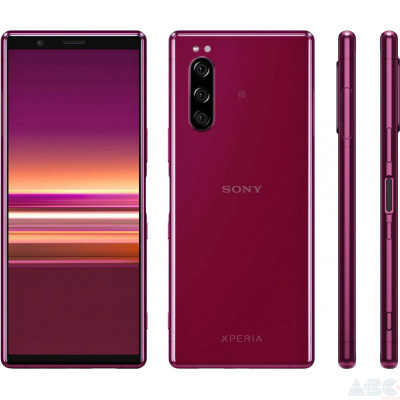 Смартфон Sony Xperia 5 J9210 6/128GB Red