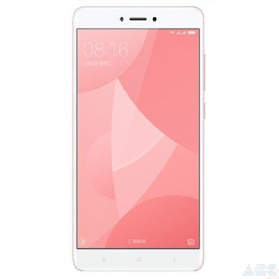 Смартфон Xiaomi Redmi Note 4x 3/32GB Pink