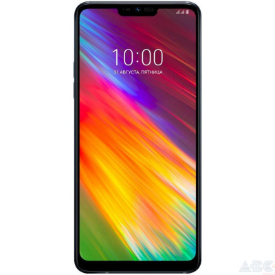 Смартфон LG G7 Fit 4/64GB Dual SIM Black